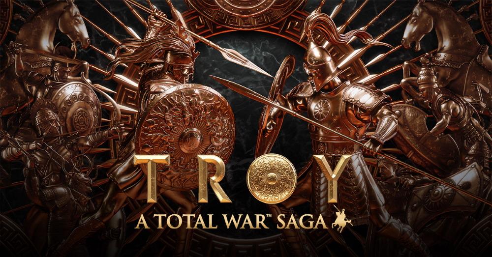 A Total War Saga : Troy (全軍破敵傳奇:特洛伊)。