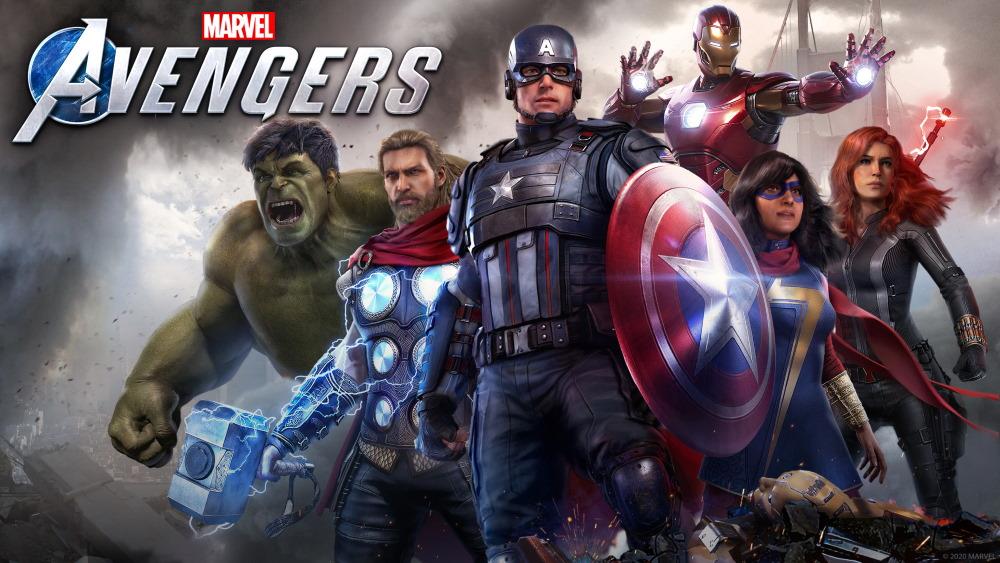 Marvel's Avengers (漫威復仇者聯盟)。