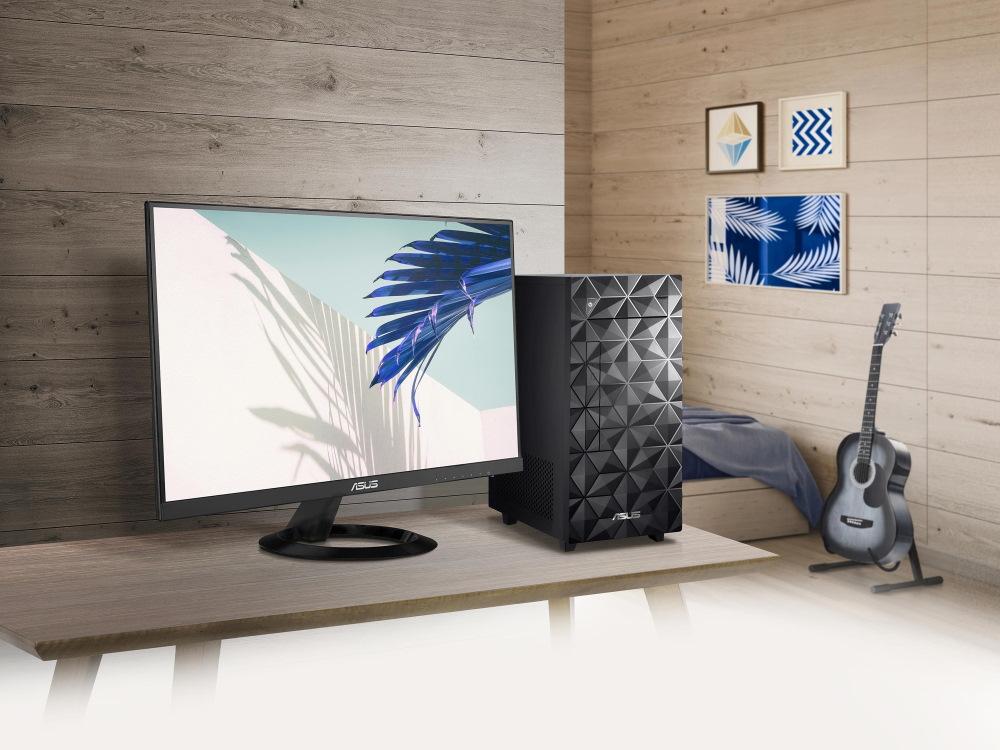 時尚桌上型電腦 ASUS S300MA 不僅具備亮麗外觀,更內蘊強大性能,輕鬆滿足日常上網、觀看 4K 電影、馳騁遊戲世界或影像編輯需求,提供盡顯個人風格的卓越使用體驗。