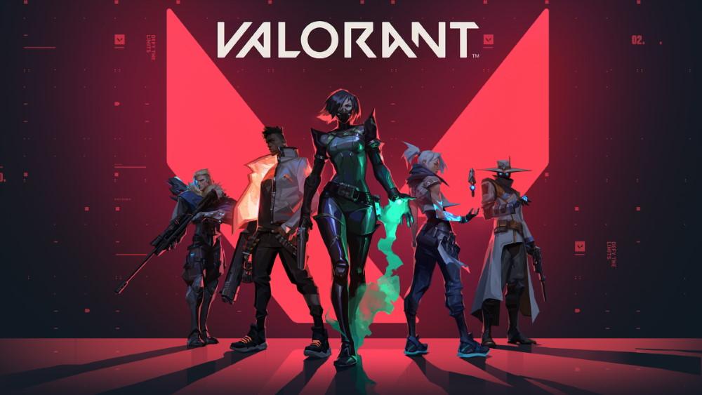 Valorant 特戰英豪。
