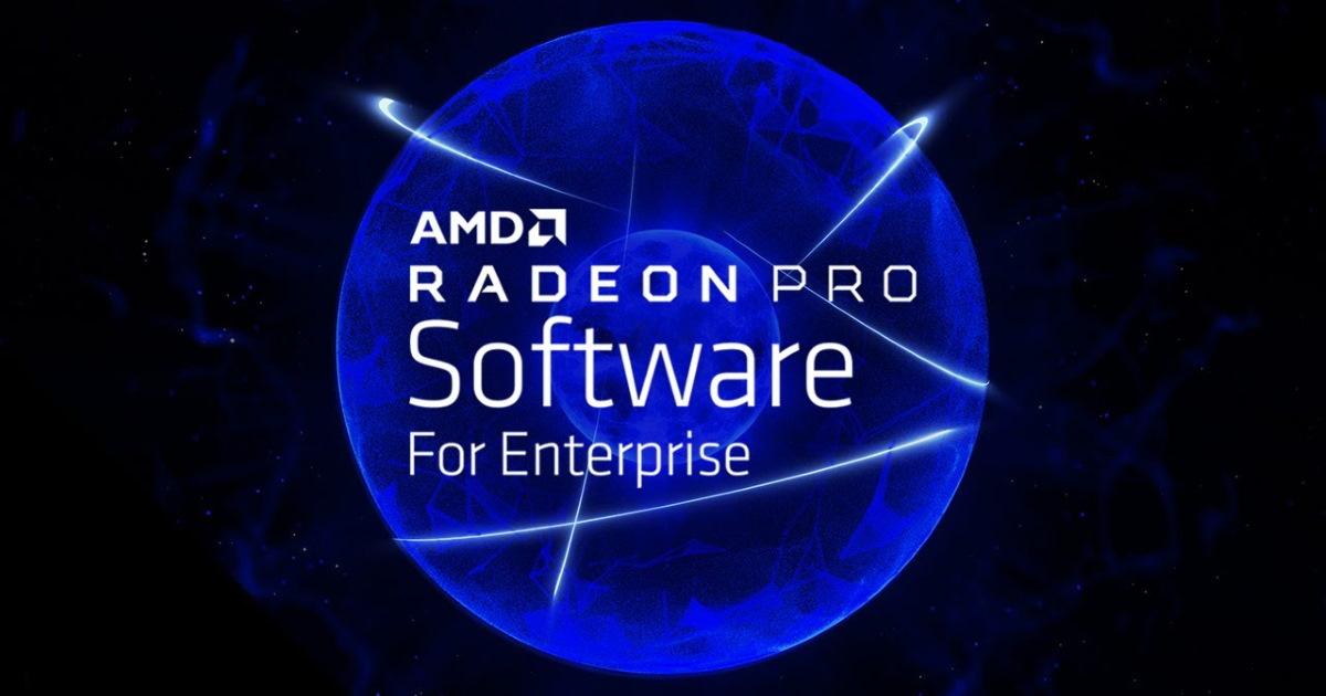 AMD Radeon Pro Software。