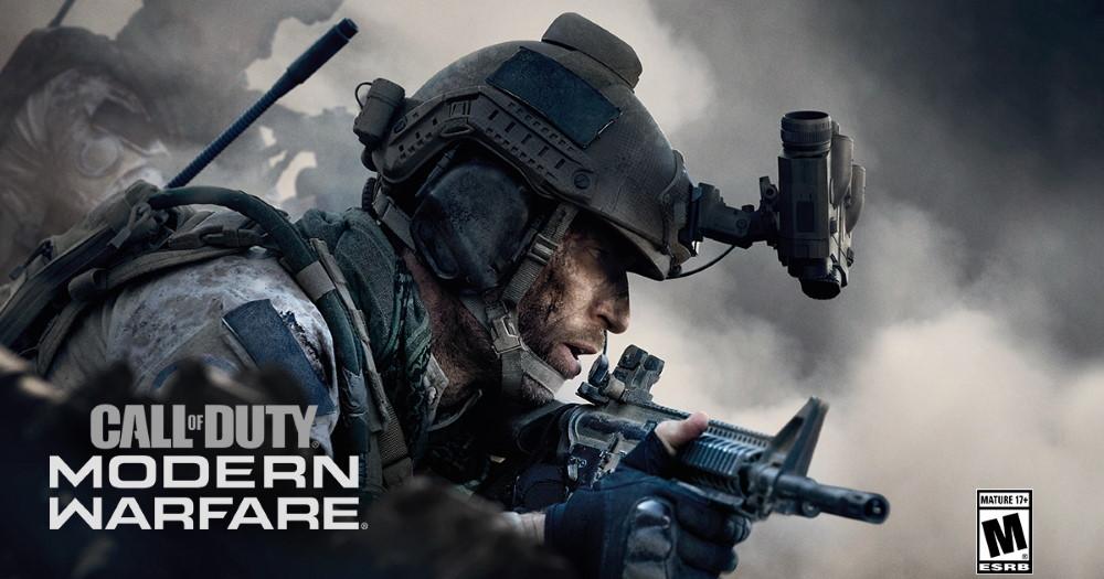 決勝時刻:現代戰爭。
