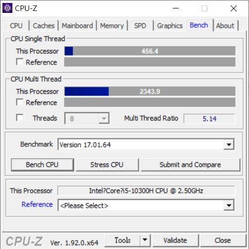 CPU-Z。