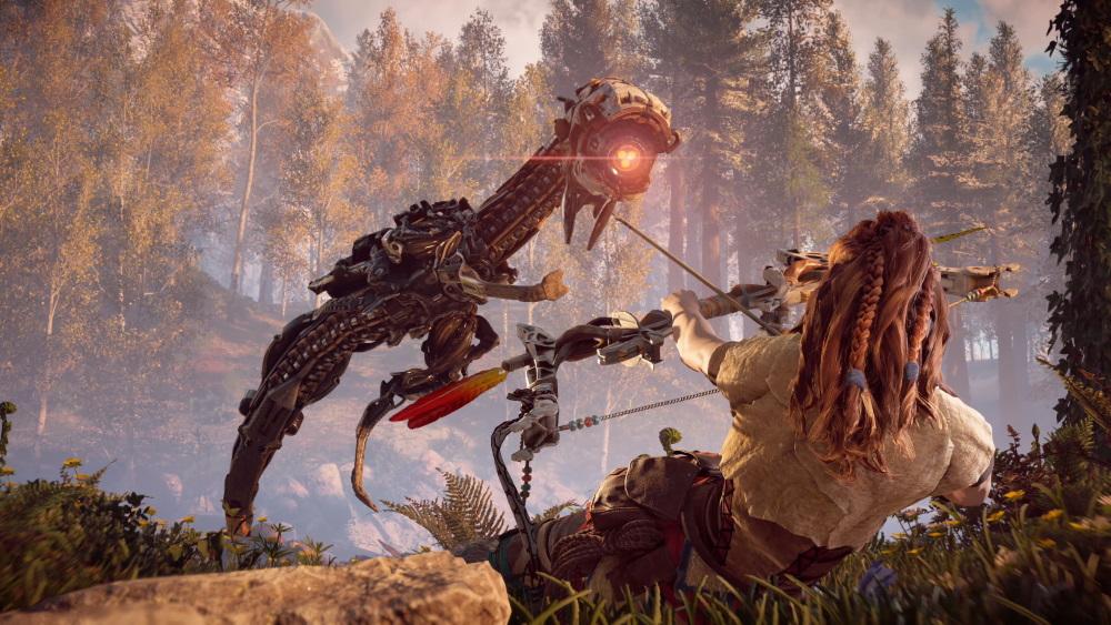 地平線:期待黎明 PC 完全版是剛在 PC 平台上市的動作角色扮演遊戲,遊戲畫面非常精緻。RX 5700 XT 在 1080p 下特效全開能順暢運行。