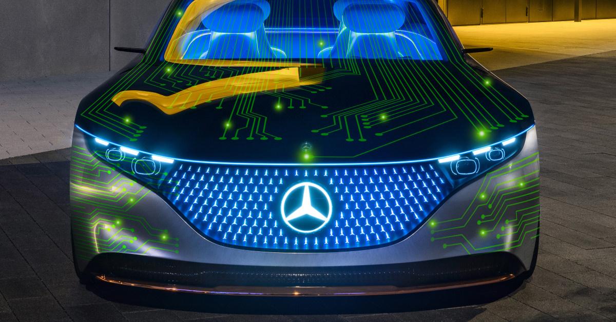 NVIDIA x Mercedes-Benz 未來的賓士全面可升級自動駕駛功能!