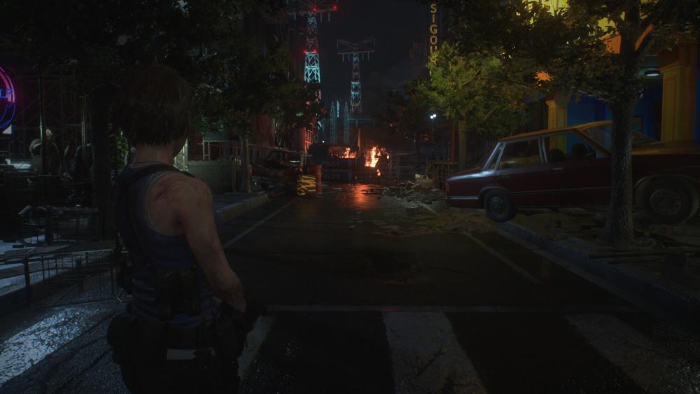 惡靈古堡 3 重製版為卡普空公司惡靈古堡系列的第三集的本篇遊戲,前陣子購買 Radeon 顯示卡也有搭贈,遊戲材質非常精細,RX 5700 XT 在1080p 下特效全開能流暢的運行。