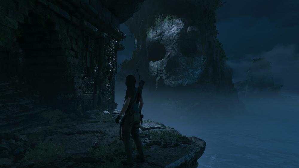 古墓奇兵:暗影是非常熱門的動作冒險遊戲,RX 5700 XT 在1080p 下特效全開能流暢的運行。