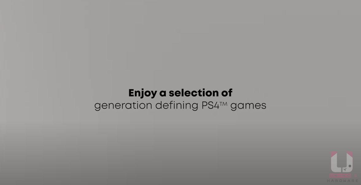 可以玩 PS4 遊戲歐~~~