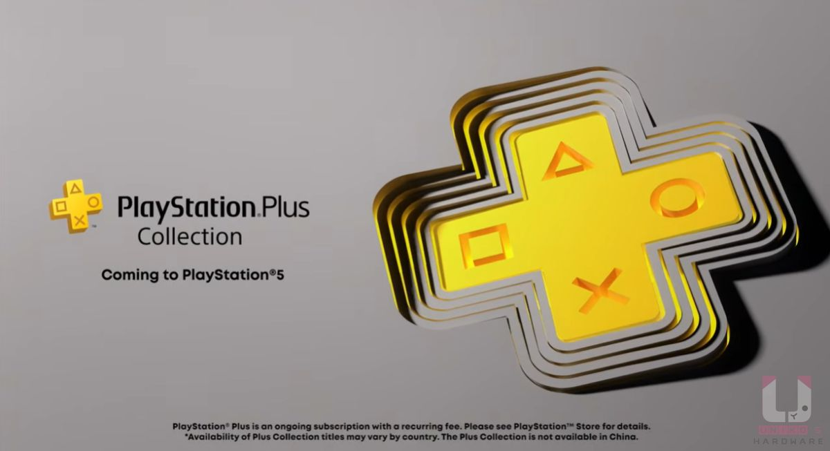 Playstation Plus Collection 登入 PS5