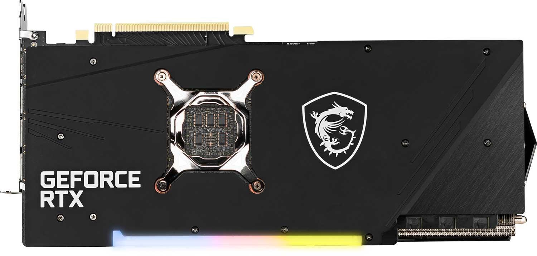 GeForce RTX 3080 GAMING TRIO series。