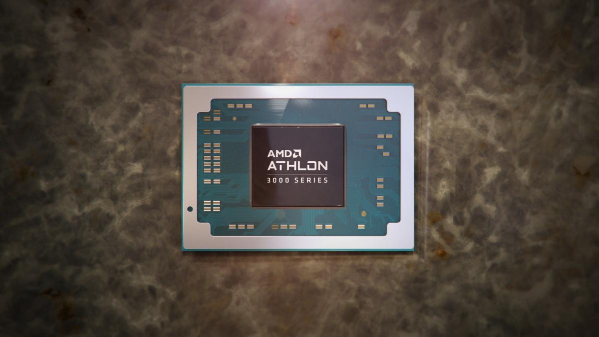 AMD Athlon 3000 C 系列行動處理器將搭載於各大 OEM 夥伴廠商的新 Chromebook 機種。