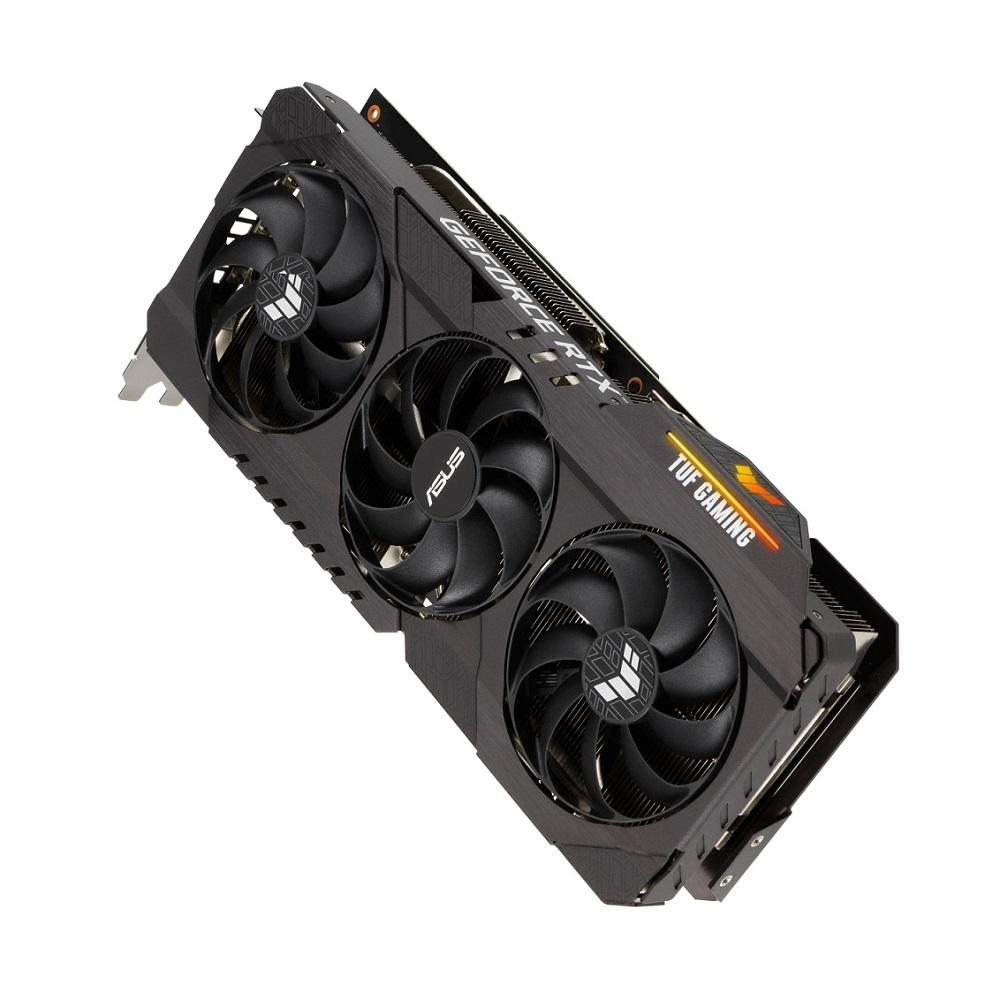 ASUS TUF Gaming GeForce RTX 3090、3080 外觀。
