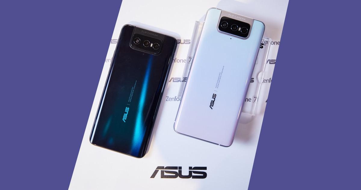 「翻轉」市場!ASUS ZenFone 7 搶攻安卓高階手機市場第一名!