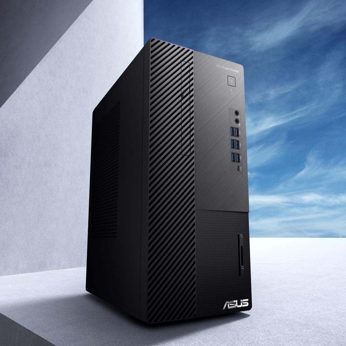 商用桌上型電腦 ASUS ExpertCenter 系列以「絕佳效能、耐用可靠、便於管理」三大優異特點,令華碩成為企業用戶心中最安全可靠的商務首選。