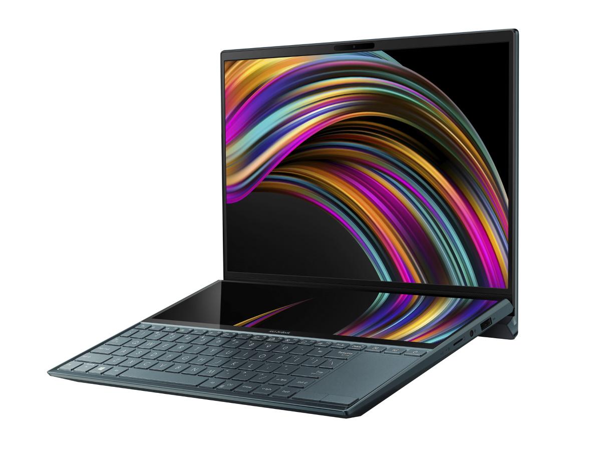 ASUS ZenBook Duo。