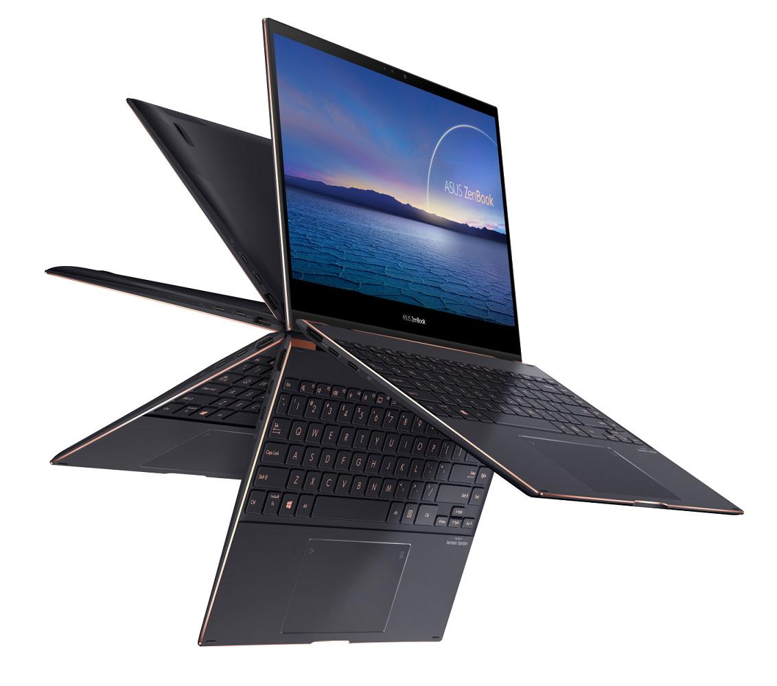ASUS ZenBook Flip S (UX371)。