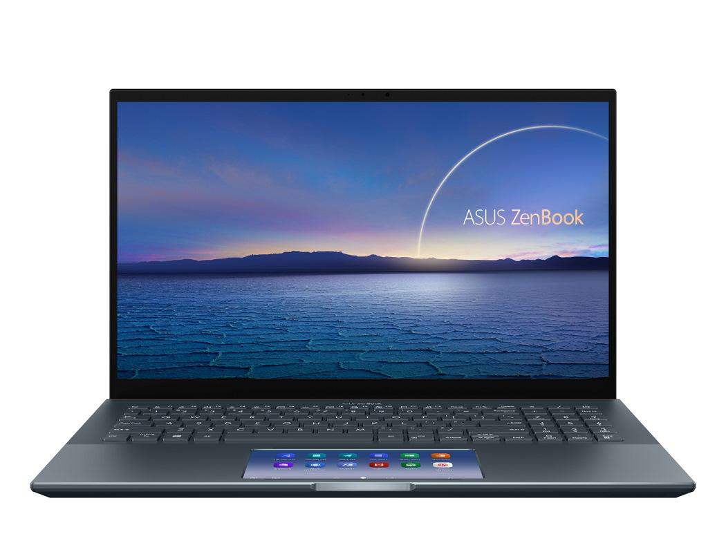 ASUS ZenBook Pro 15 (UX535)。