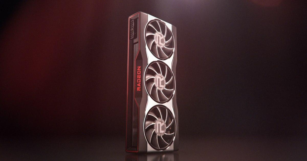 AMD 公布 Radeon RX 6000 系列顯示卡產品外觀。