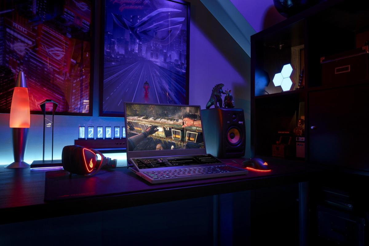 搭載 NVIDIA GeForce RTX 系列顯示卡之高階電競筆電,也以近三成市佔摘冠,連續五個月蟬聯全球第一。