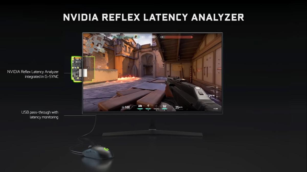NVIDIA Reflex。