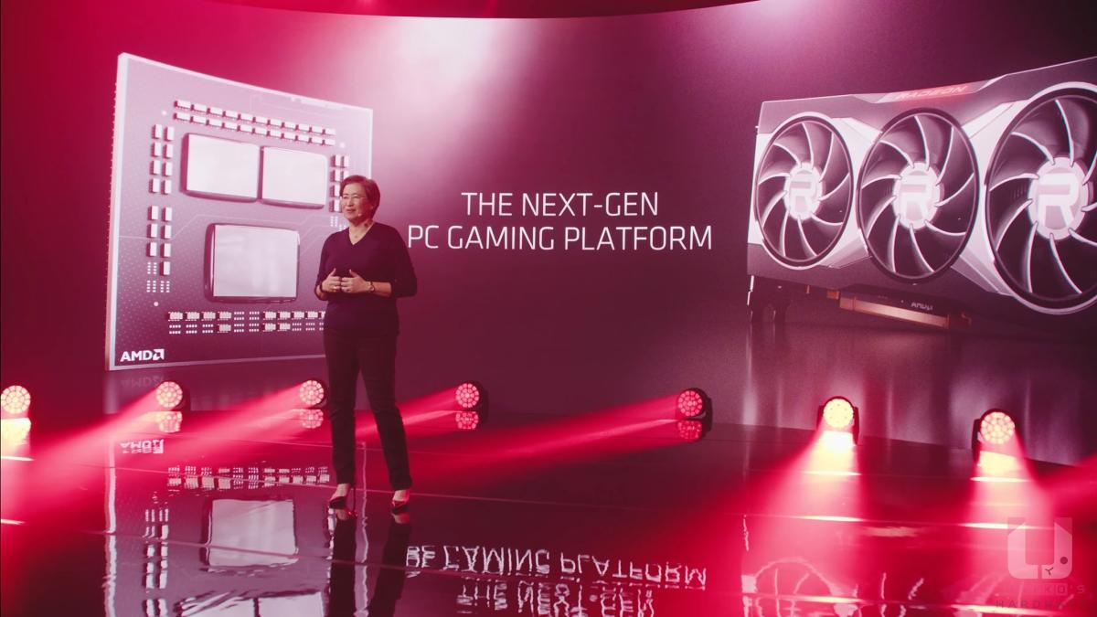 這次 AMD 將推出 Ryzen 5000 系列 CPU 和 Radeon RX 6000 系列顯示卡作為下一代的遊戲平台。