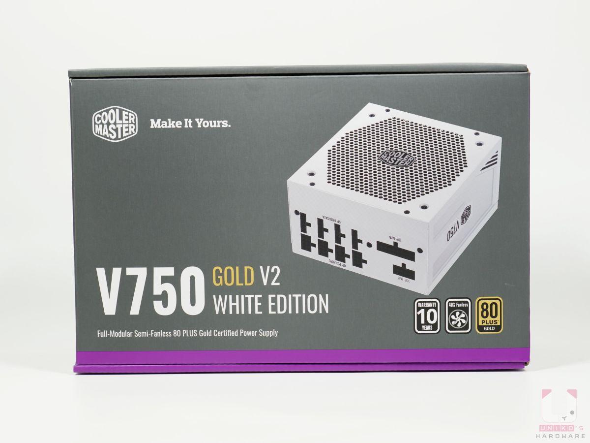 收到的是 V750 GOLD V2。
