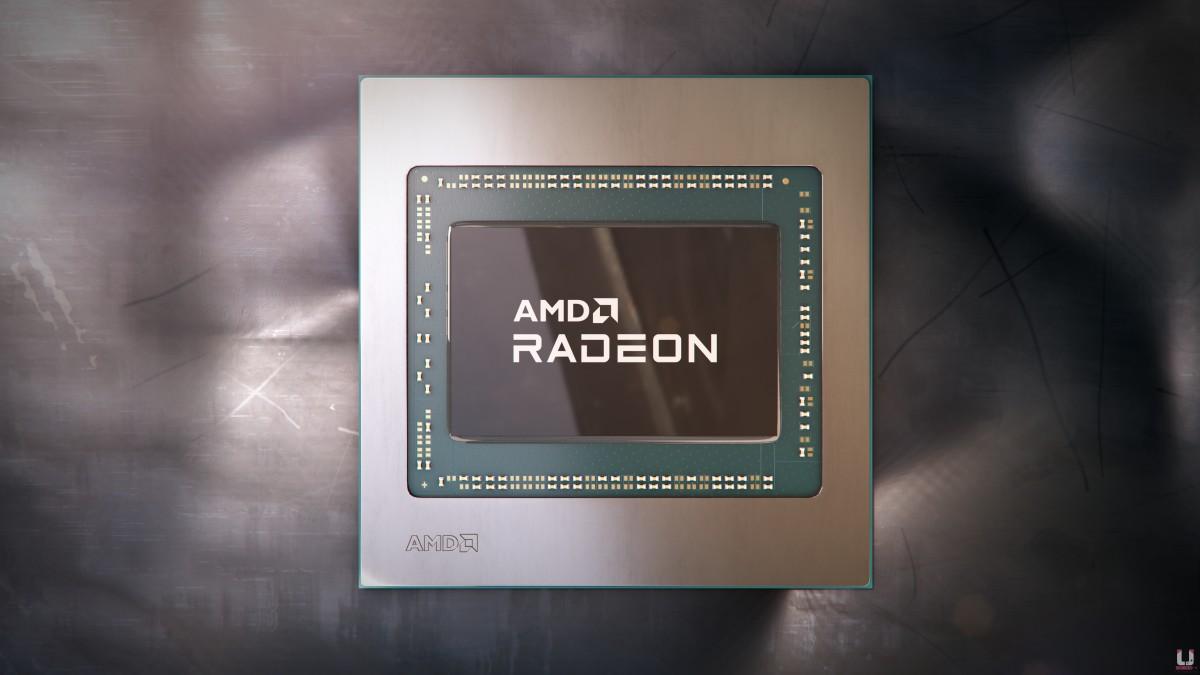 RX 6000 GPU。