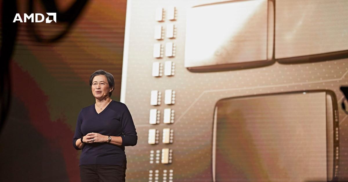 AMD 正式發表 Zen 3 架構 Ryzen 5000 系列全球最快遊戲桌上型處理器。
