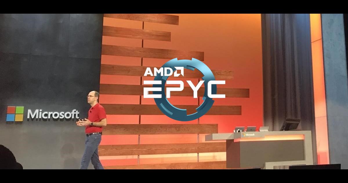 微軟 Azure Data Explorer 用 AMD EPYC 處理器就對了! 使用者資料分析工作負載效能提升 30%!!!