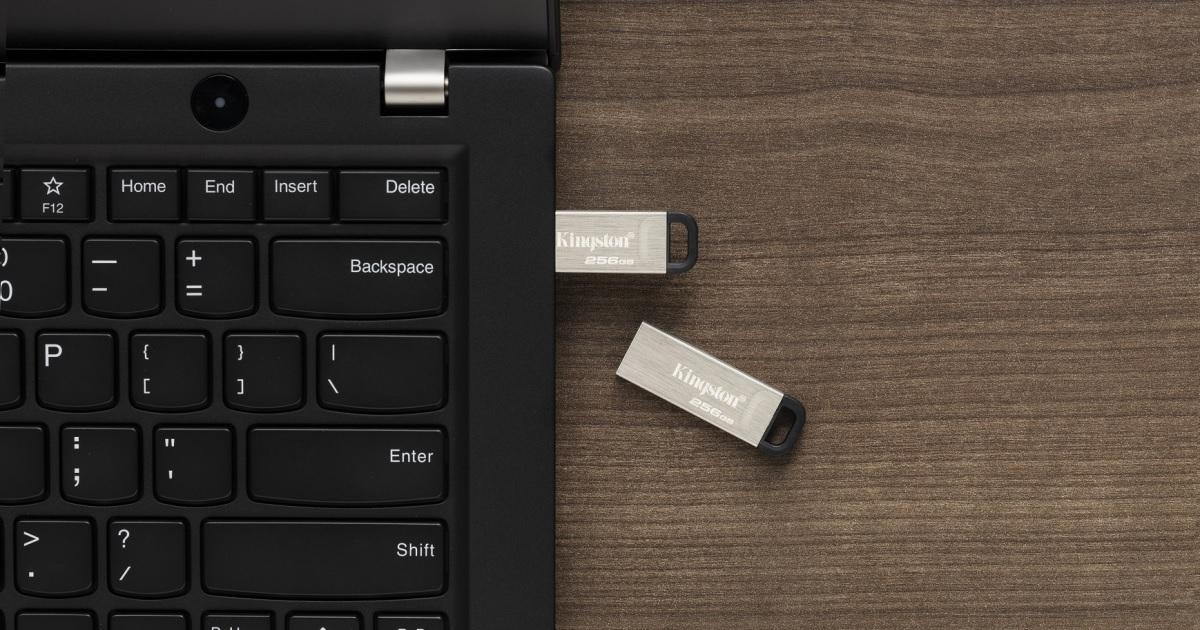 隨身碟扣環也能玩花樣,金士頓全新 DataTraveler 系列隨身碟讓你更有型有色