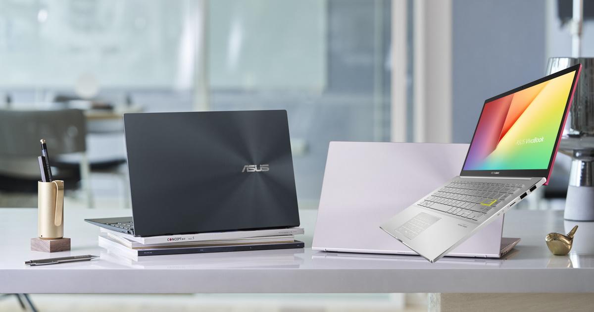 ASUS 推出 Intel 11th 處理器 VivoBook S 及 ZenBook 14。