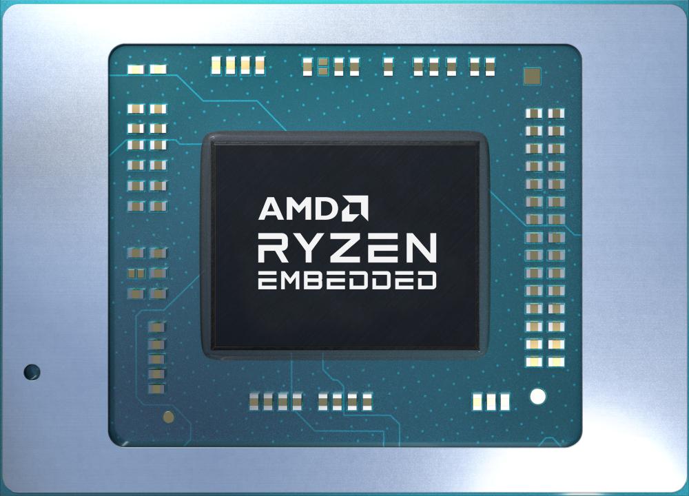 AMD 發表全新 AMD Ryzen V2000 嵌入式處理器,擴大旗下高效能嵌入式處理器產品陣容。