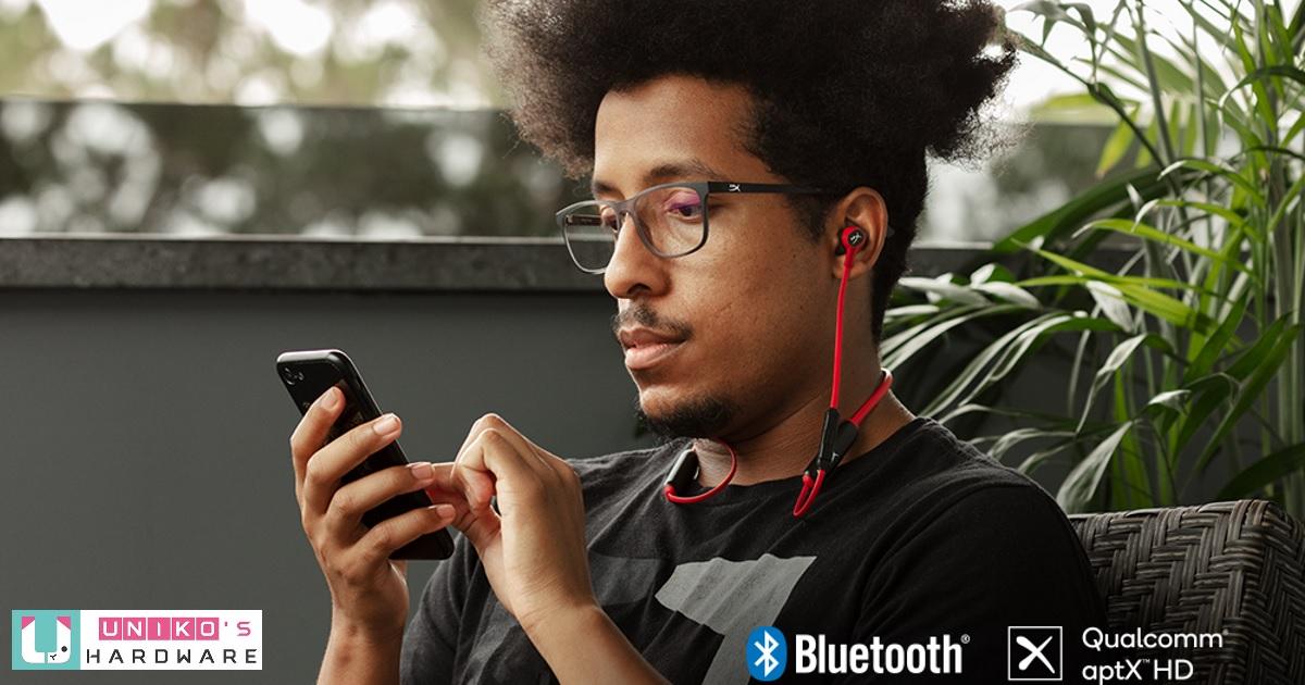 突破從好玩開始~ HyperX 全新 Cloud Buds 無線藍牙耳機讓你 Fun 心玩