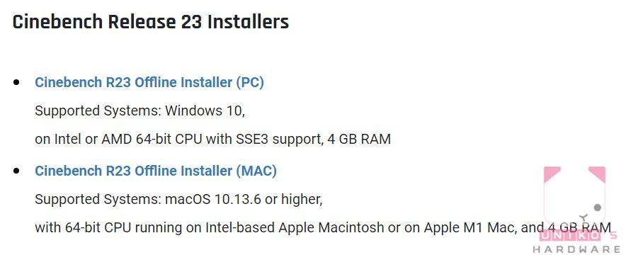 按此前往官方下載頁面,依需求選擇 PC 或 Mac 版本進行下載。