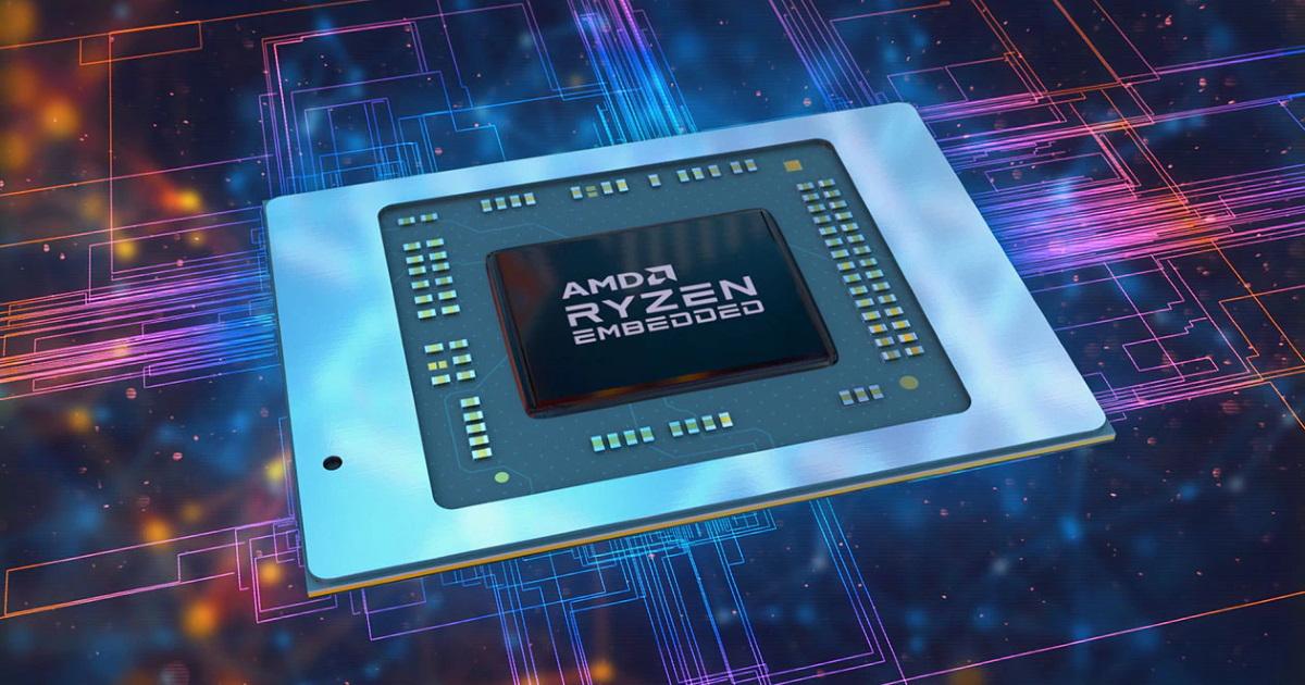 AMD 發表全新驚人高效能低功耗 Ryzen V2000 嵌入式處理器。