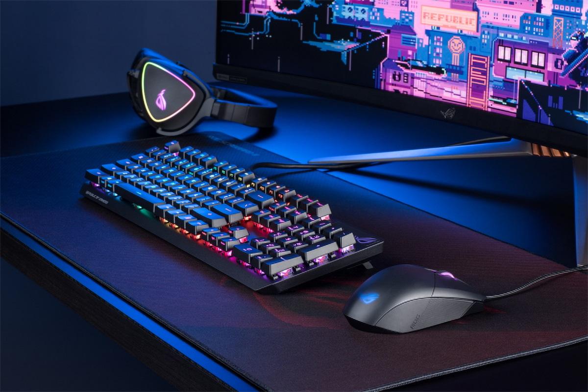 ROG 玩家共和國首採「獎品積分池」,凡玩家帶來的硬體配備含有 ROG 或 AMD 產品,累計達指定數量就於全場送禮同樂。