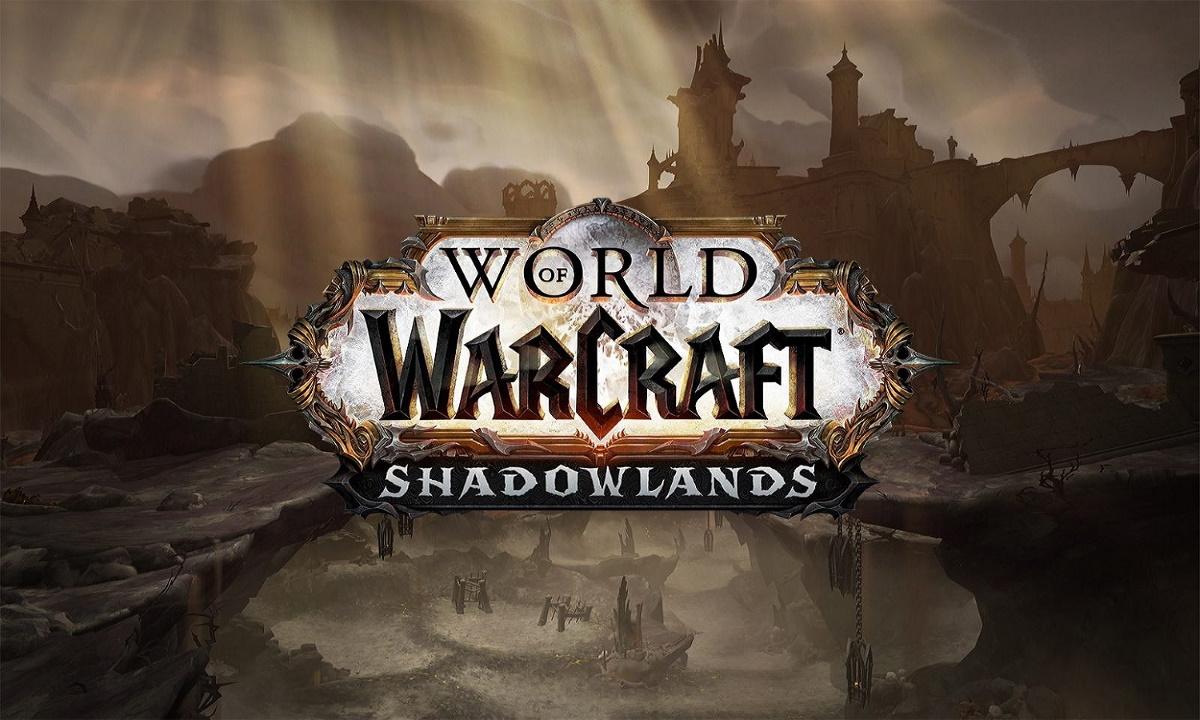 World of Warcraft: Shadowlands (魔獸世界:暗影之境)。