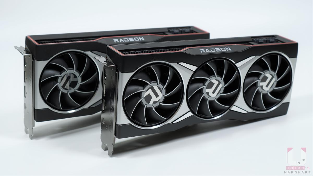Radeon RX 6900 XT 和 Radeon RX 6800 XT 你可以分辨出來嗎?