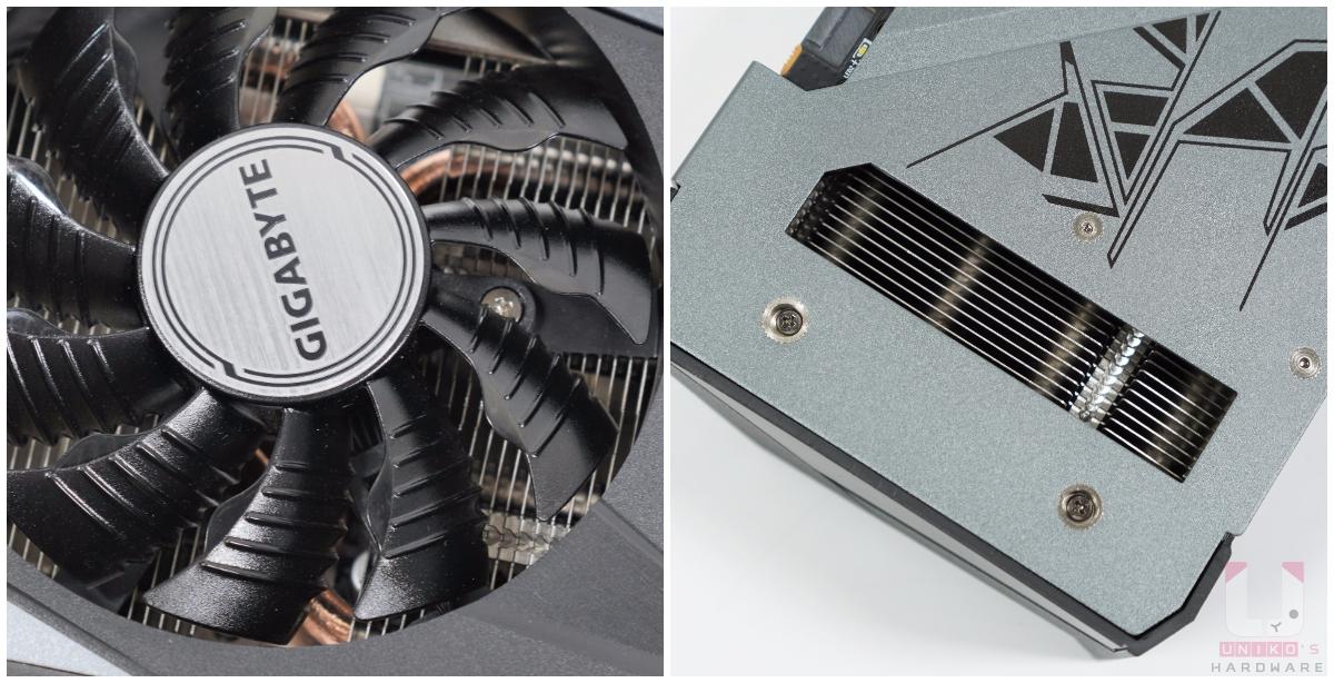 獨特刀鋒扇葉增加更多風量,使用奈米石墨烯潤滑油讓風扇壽命拉長。Screen cooling 延長的散熱鰭片可以讓風流穿越,用以提升散熱能力。