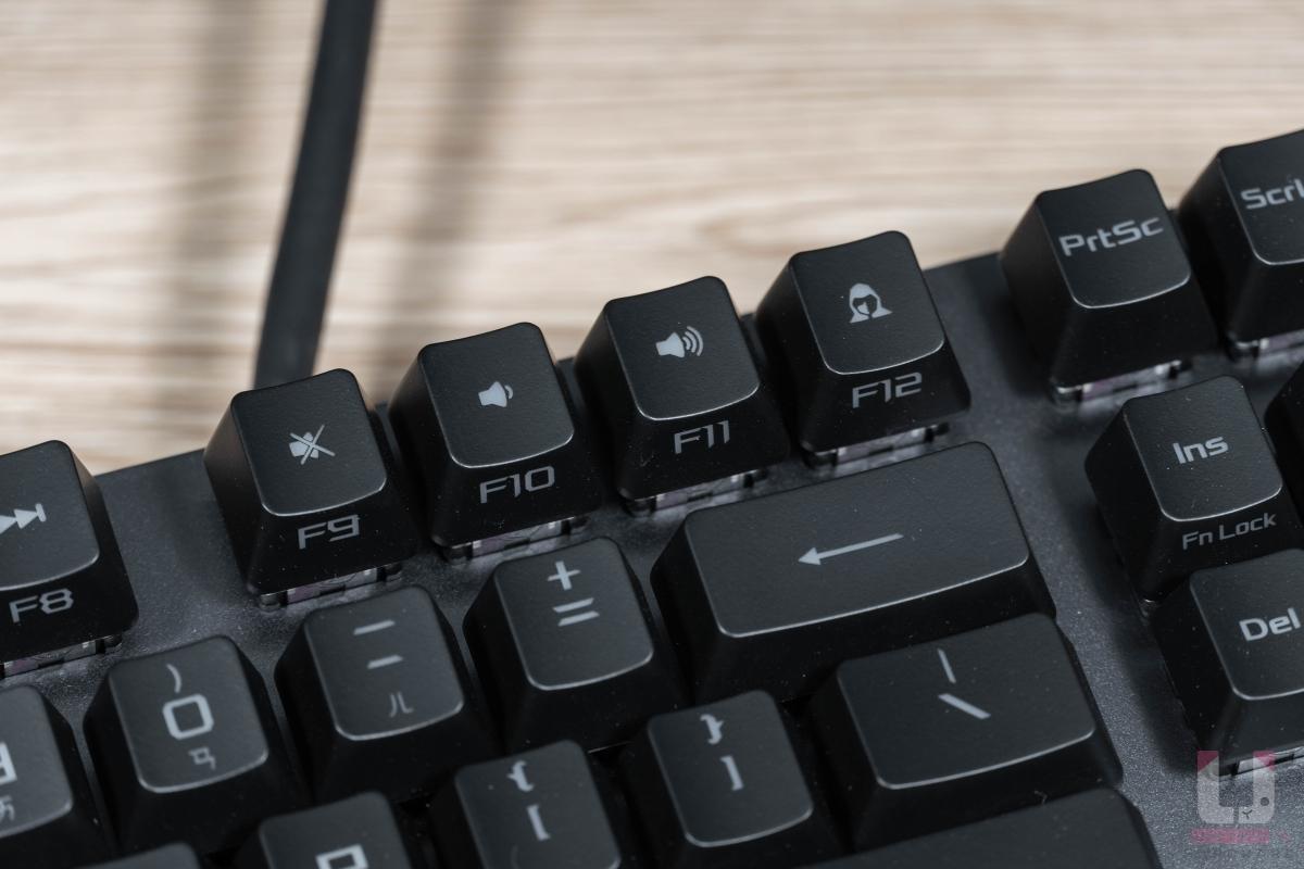 位於 F12 鍵位置的隱形鍵,可隱藏所有開啟應用程式並且將音量切換為靜音。