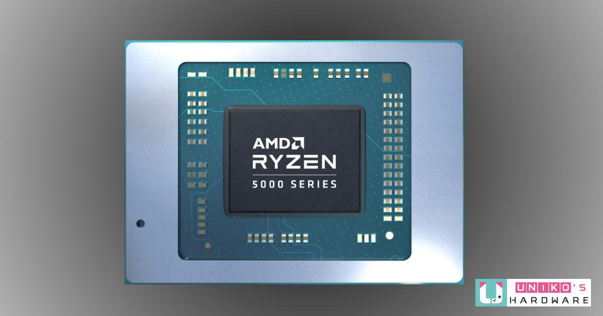 AMD Ryzen 7 5800U CPU-Z、CINEBENCH 跑分流出