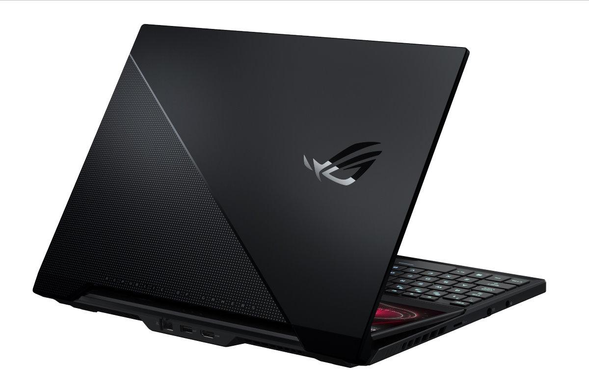 超薄 Zephyrus Duo 15 SE 最高搭載 AMD Ryzen 9 5900HX CPU 與 NVIDIA GeForce RTX 3080 顯示卡。