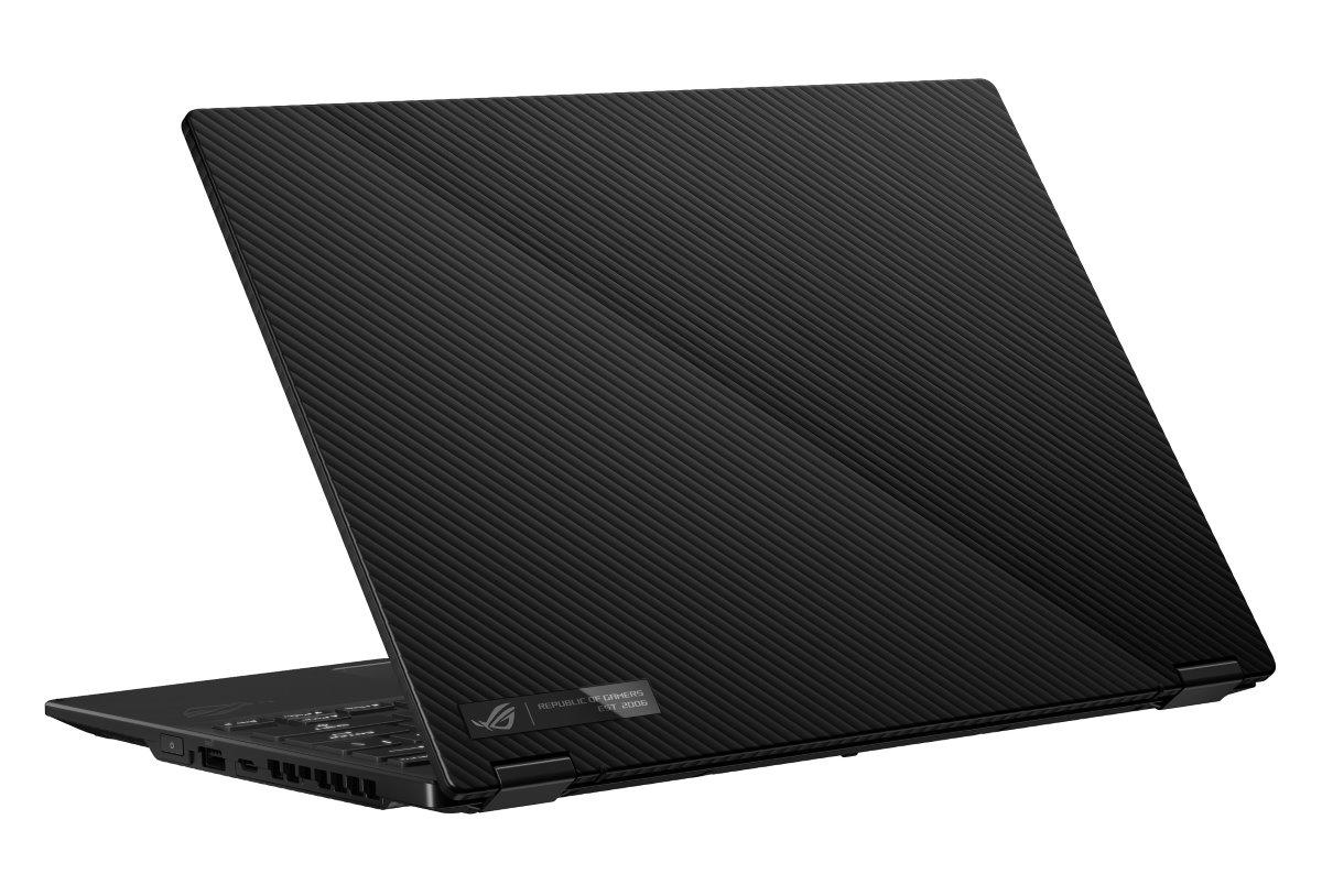 ROG Flow X13 是一款 13 吋電競筆電,最高搭載 AMD Ryzen 9 5980HS CPU 與 NVIDIA GeForce GTX 1650 顯示卡。