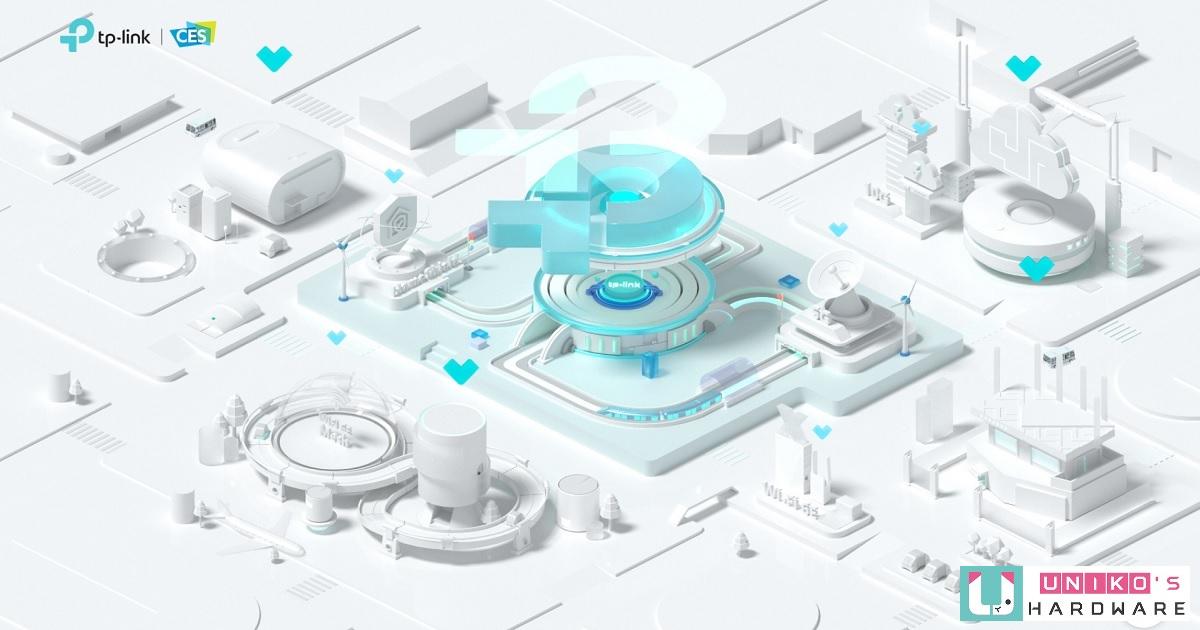 TP-Link 發表新款網路產品,為家用與企業環境提供完善網路解決方案