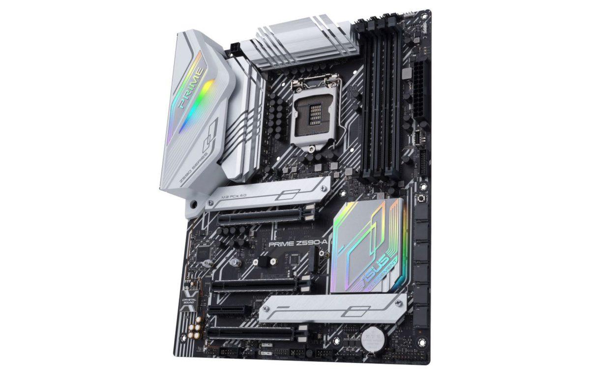 ASUS Prime Z590-A.