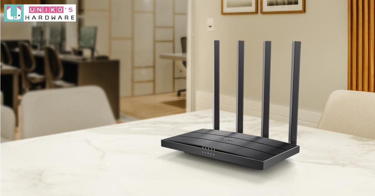 硬體升級網路更穩定,TP-Link Archer A6 AC1200 Gigabit 無線分享器新登場