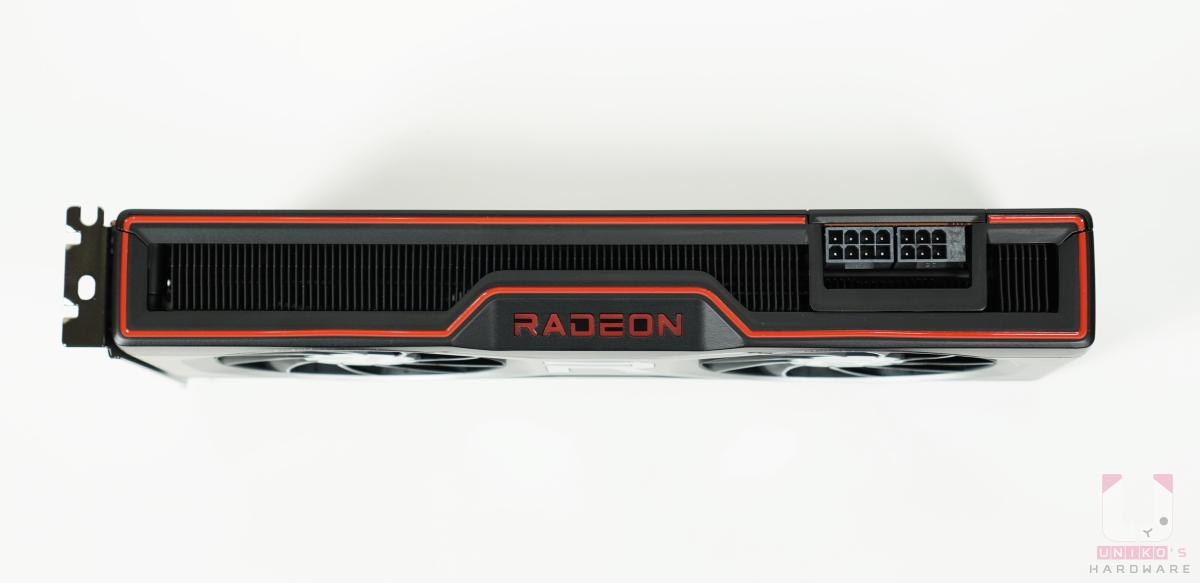 Radeon RX 6700 XT 上方。
