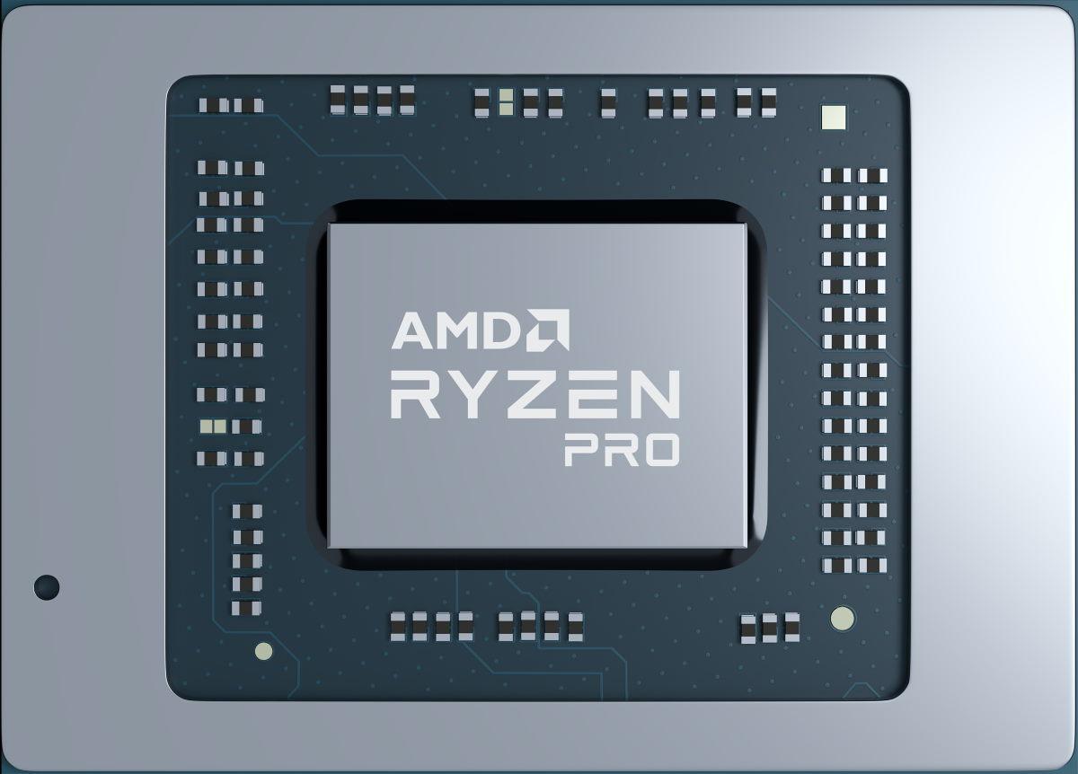 AMD Ryzen PRO 5000 系列行動處理器搭載 AMD PRO 技術,帶來強化的多層企業級安全功能以及強悍的生產力。