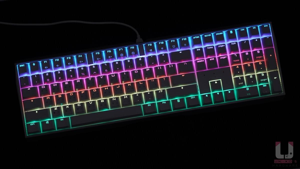 最喜歡的霓虹模式。