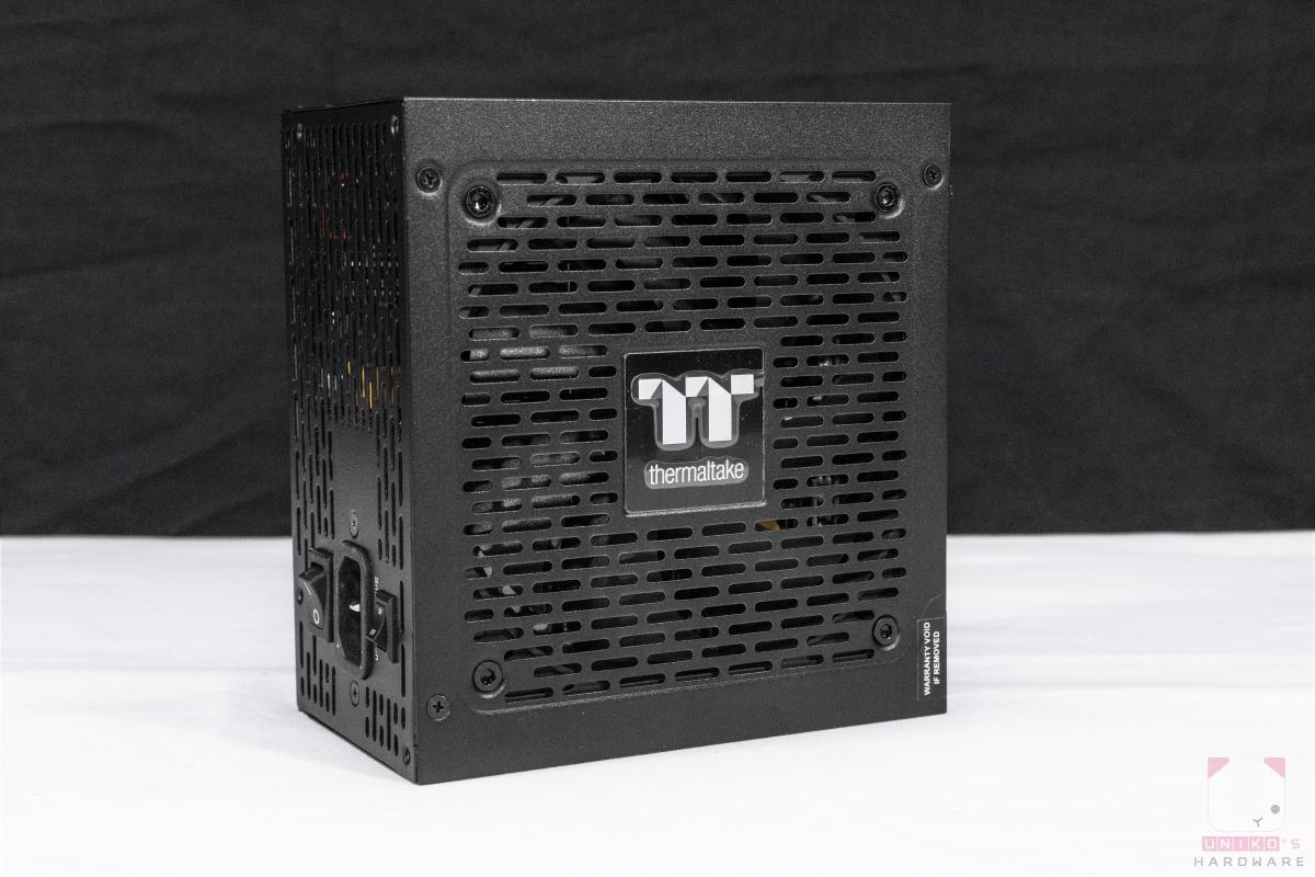 電供頂部放上 TT Premium Logo。